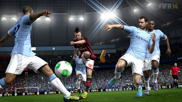FIFA 14 next-generation screenshot