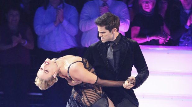 Brant Daugherty & Peta Murgatroyd on 'Dancing With The Stars' week 6