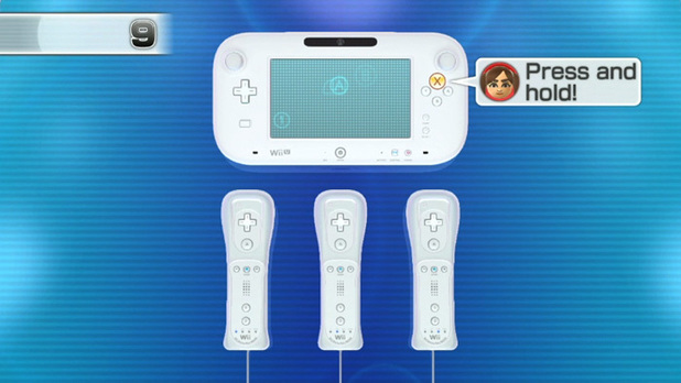 'Wii Party U' screenshot