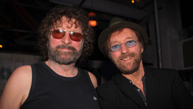 Chas and Dave in concert at the Proud Galleries, London, Britain.
