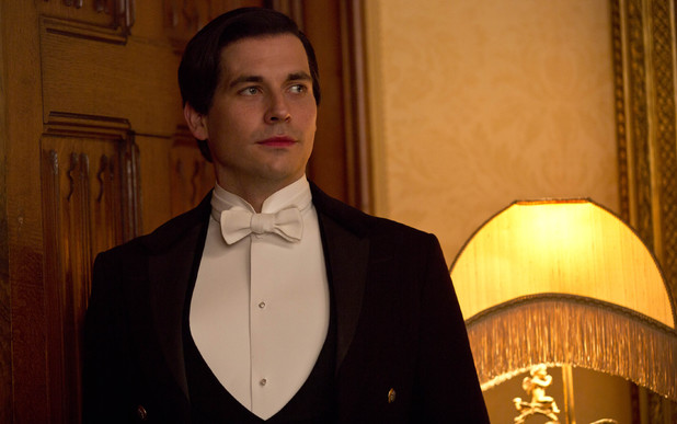 Rob James-Collier as Thomas in 'Downton Abbey' Season 4 Episode 6