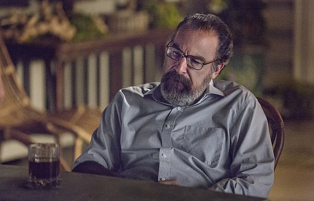 Mandy Patinkin as Saul Berenson in Homeland Season 3 Episode 4: 'Game On'