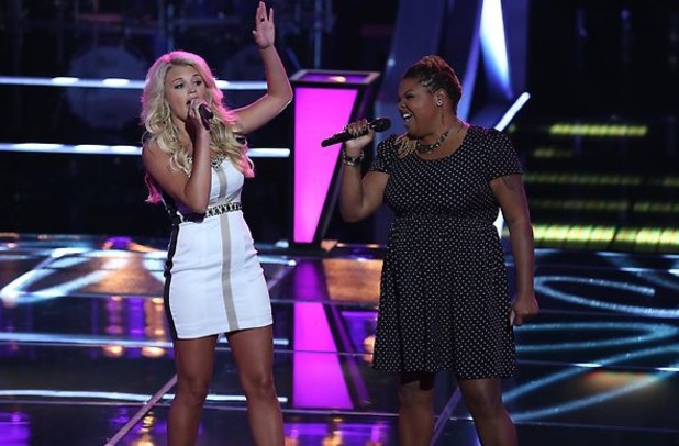 'The Voice' Battles part 4: Olivia Henken and Stephanie Anne Johnson
