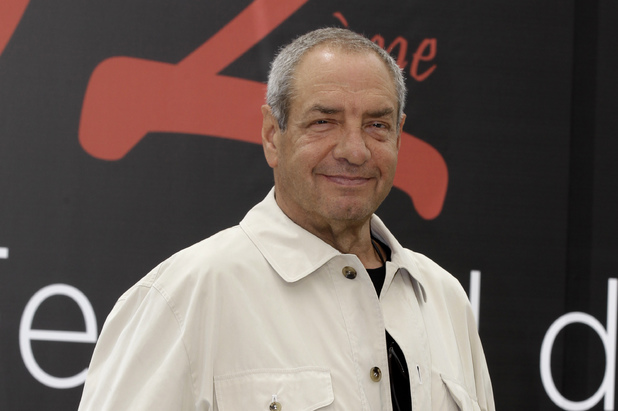 US producer Dick Wolf poses during a photocall at the 2012 Monte Carlo Television Festival