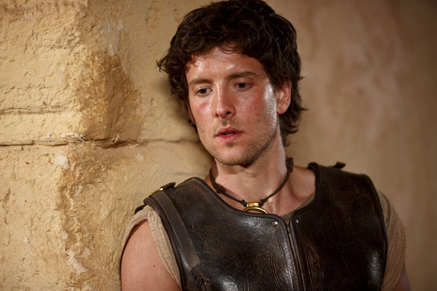 Jack Donnelly as Jason in 'Atlantis' S01E05
