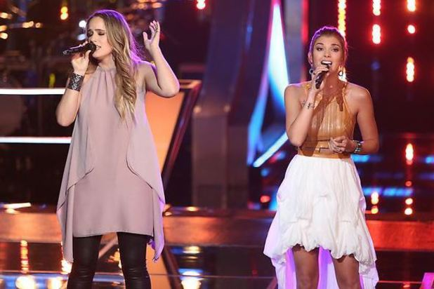 'The Voice' Battles part 3: Destinee Quinn vs. Lena Gaudenzi