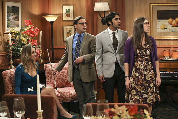 'The Big Bang Theory': 'The Romance Resonance'