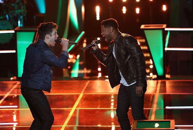 'The Voice' Battles part 3: James Irwin vs. Matt Lermanski