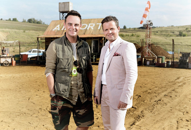 Ant and Dec prepare for the jungle ahead of I'm a Celebrity... Get Me Out of Here! returning to ITV.