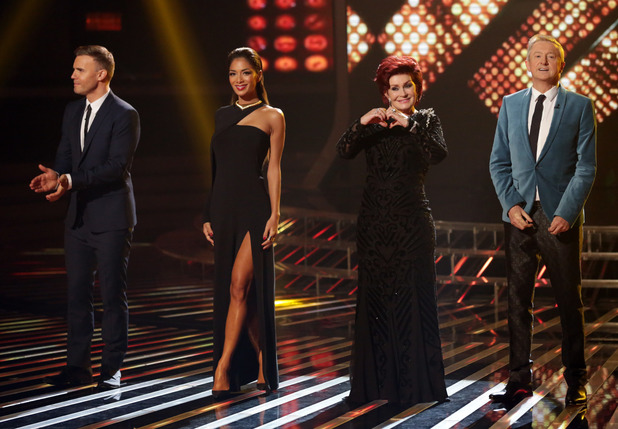 The X Factor 2013 Results show 3