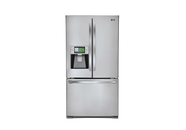 LG Smart ThinQ refrigerator