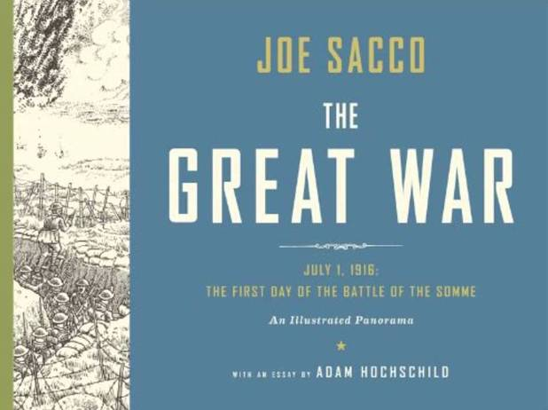 Joe Sacco's 'The Great War'