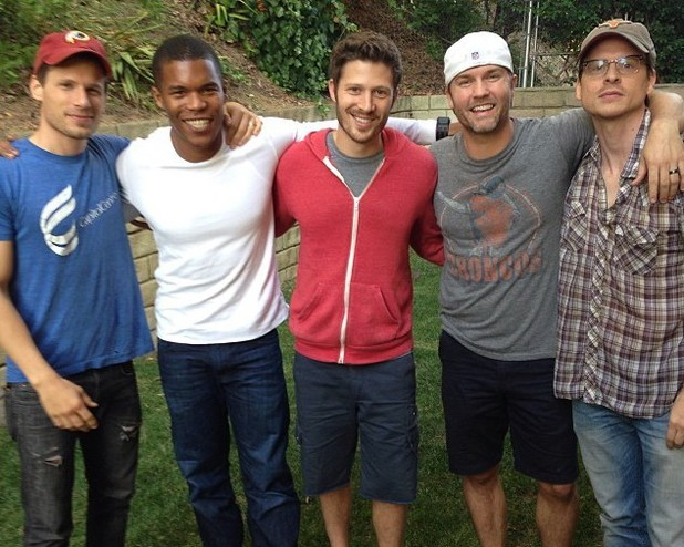 Friday Night Lights cast reunion