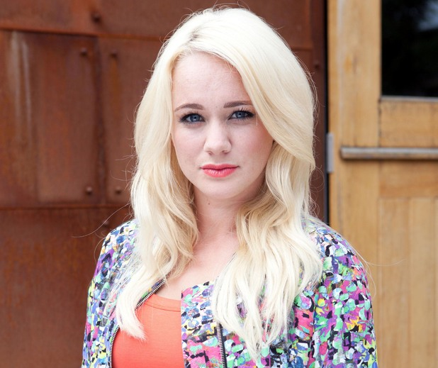 Kirsty-Leigh Porter as Leela Lomax in Hollyoaks