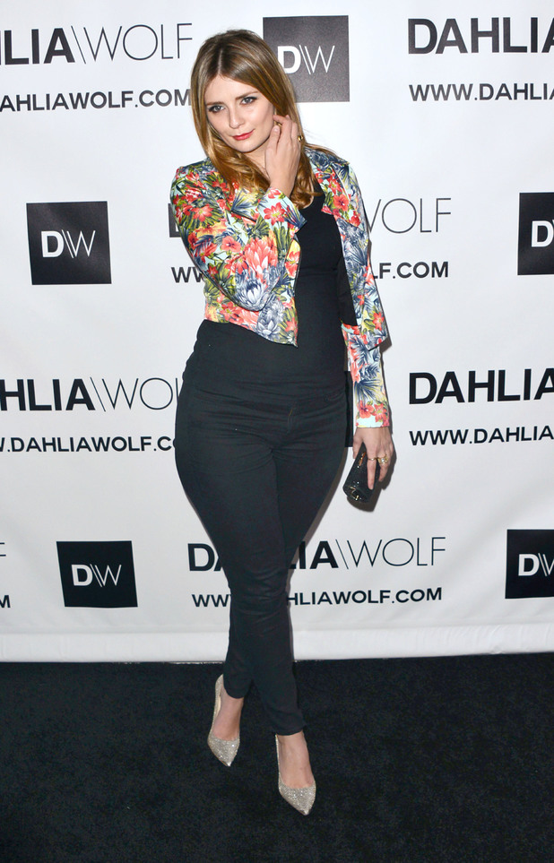 Dahlia Wolf fashion community launch, Los AngelesMischa Barton