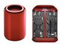 Apple's Jony Ive designs red Mac Pro