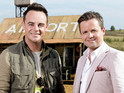 Ant & Dec are the first duo to appear on the popular radio show since 1987.