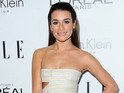 Lea Michele Elle Magazine 20th Annual Women in Hollywood, Los Angeles, America - 21 Oct 2013