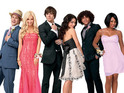 The cast of 'High School Musical 3: Senior Year'