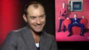 Jude Law and Richard E Grant 'Dom Hemingway'