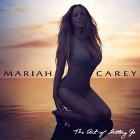 Mariah Carey 'The Art Of Letting Go' single artwork.