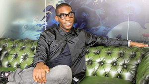 Tinie Tempah chats to Digital Spy about his new album 'Demonstration'.