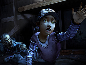 First look at 'The Walking Dead' Season 2