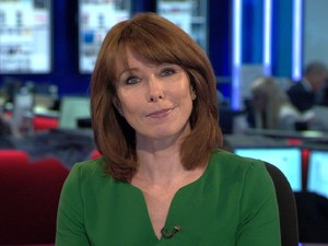 Kay Burley at Sky News