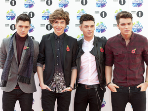 Radio 1 Teen Awards: Union J