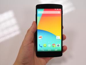 Nexus 5 Android phone