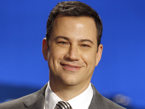 Jimmy Kimmel hosting 'Jimmy Kimmel Live!'