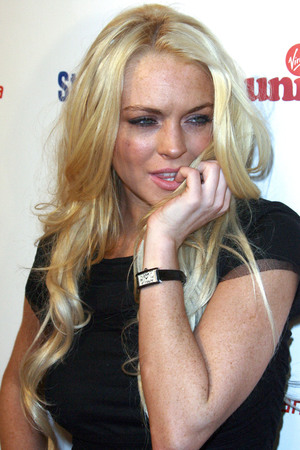 Lindsay Lohan Rock The Kasbah Charity Event Benefitting Virgin Unite And Eve Branson Foundation, Los Angeles, America - 26 Oct 2009