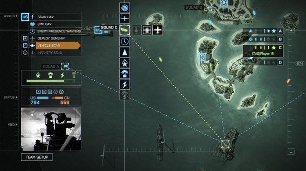 Commander Mode