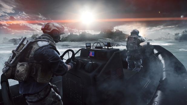 'Battlefield 4' Paracel Storm multiplayer map