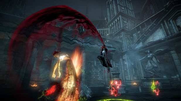 'Castlevania: Lords of Shadow 2' screenshot