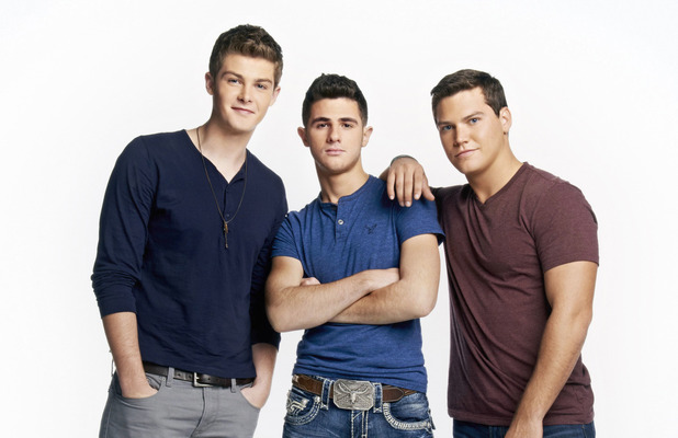 The X Factor Top 16: Restless Road