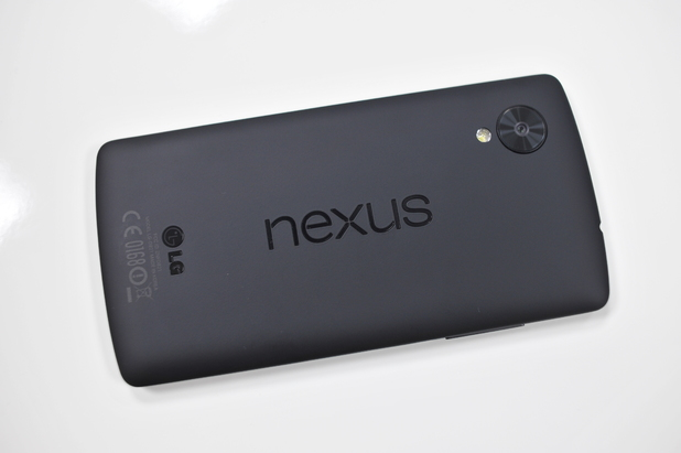 Nexus 5 Android phone