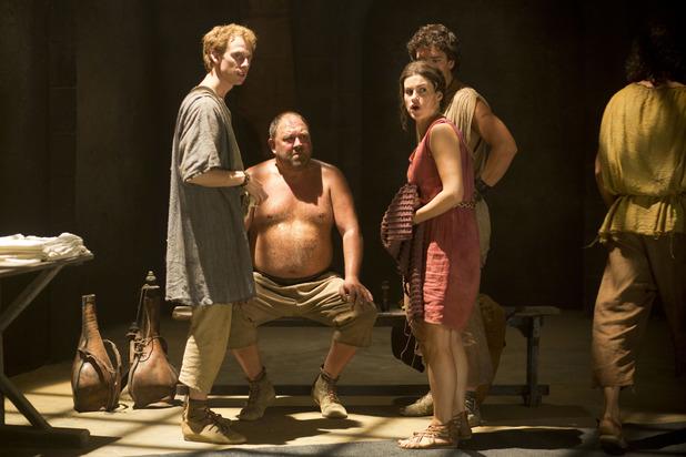 Pythagoras, Hercules, Medusa and Jason