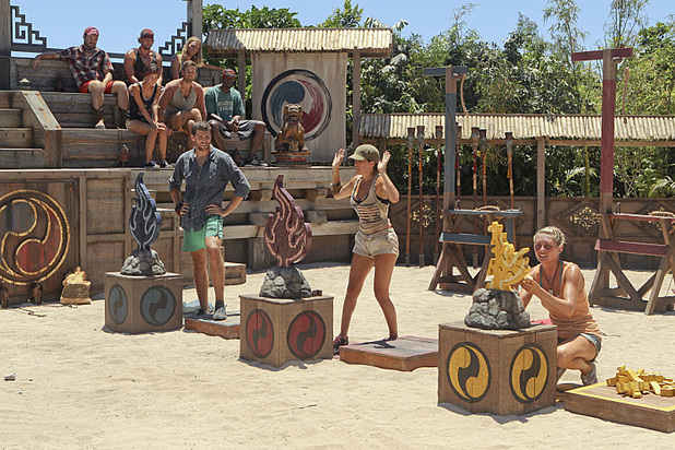 'Survivor: Blood vs Water' - 'Swoop In For The Kill'