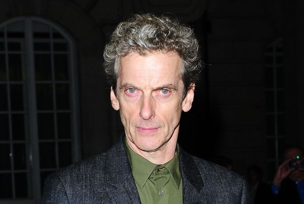 Peter Capaldi arriving at the screening of new film Dom Hemingway at the Curzon Mayfair cinema, London.