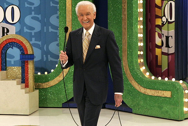 Bob Barker on The Price Is Right