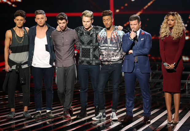 Kingsland Road and Tamera wait for the judges decision