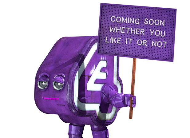 E4 new idents 2013