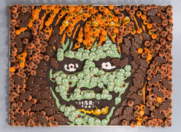 Greggs Halloween