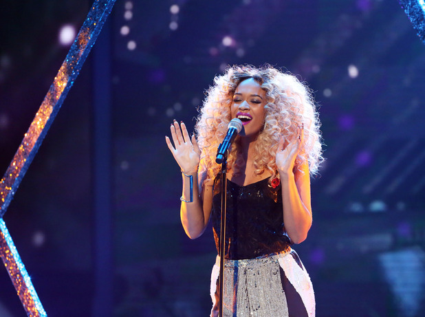 Tamera Foster on 'The X Factor' Disco Week