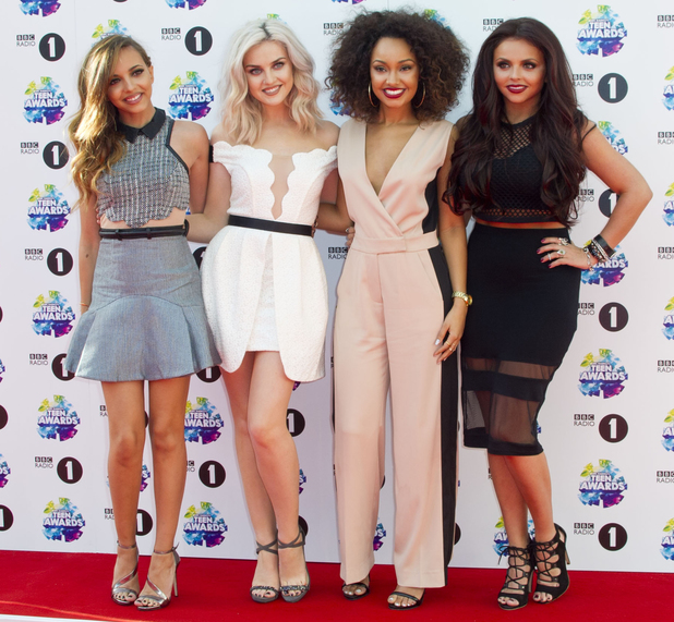 Radio 1 Teen Awards: Little Mix