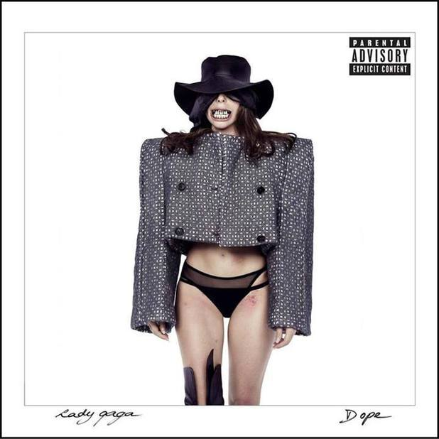 Lady Gaga - Dope artwork