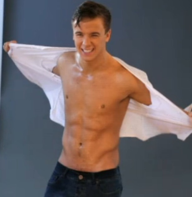 Sam Callahan on 'X Factor'