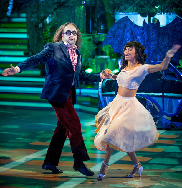 Dave and Karen - Jive to 'Monster Mash'