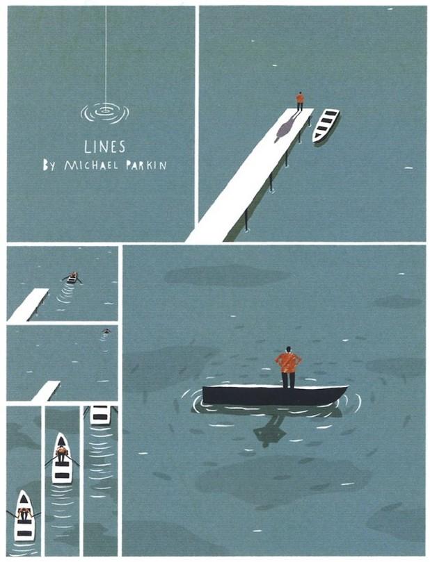 Michael Parkin's 'Lines'